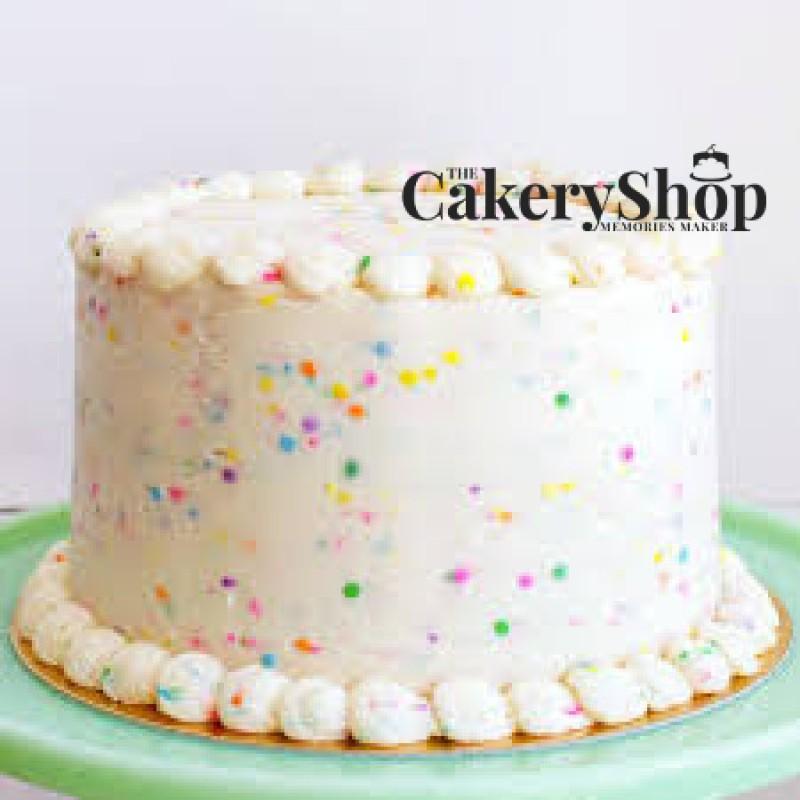 Love dose vanilla cakes