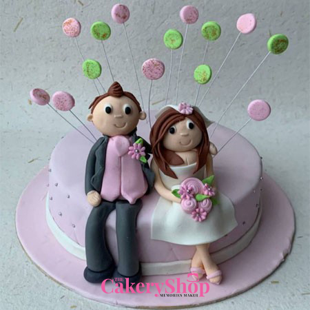 Alive By Love Cake