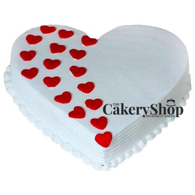 Love Adoration Cake